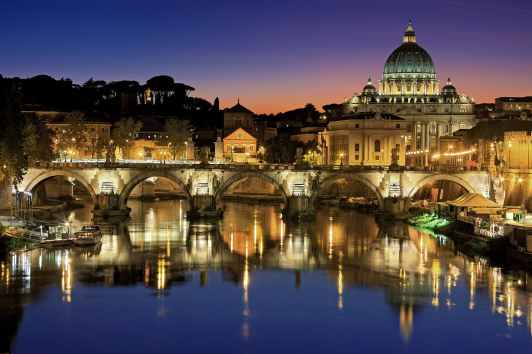 photography of lighted bridge
